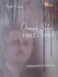 غلاف كتاب اوصمان صبري