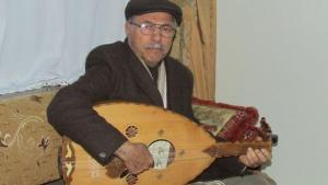 الفنان والملحن الكردي الكبير محمد علي شاكر
