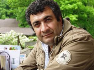 Mano Khalil: 'Just saying I'm a Kurd is a political act.' Photograph: Human Rights Arts and Film festival