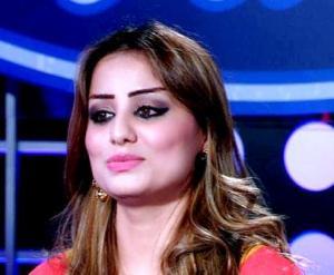 الفتاة الكوردستانية برواز حسين