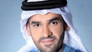 الفنان الاماراتي حسين الجسمي