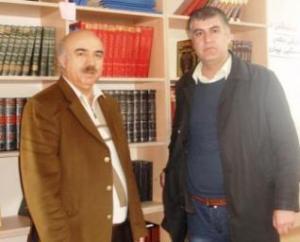 هوزان أمين و انور محمد طاهر