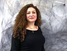 الكاتبة هيفي قجو