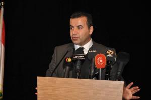 المدير العام للمراكز الثقافية والفنية السيد كاميران مرعي