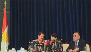 اللجنة التحضيرية للمؤتمر القومي الكوردي