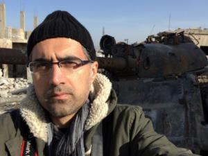 المخرج السينمائي الكردي ريبر دوسكي