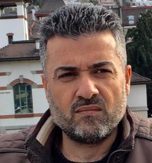 الناشط السوري طلال حسن درويش