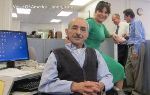 Xelef Zêbarî  Dengê Amerîka 2012