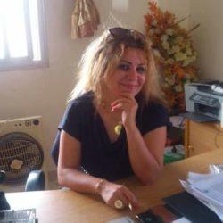 الشاعرة زينة حسن